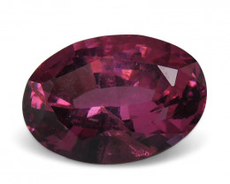 1.14ct Oval Pink Spinel