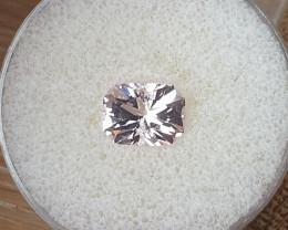 2.48ct Pink Morganite - Master cut!