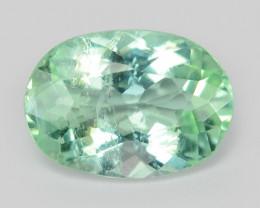 Blue Green Paraiba 0.50 Cts Natural Tourmaline Copper Bearing