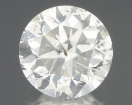 *No Reserve* Diamond 0.45 Cts Untreated Fancy White Color Natural Loose Dia