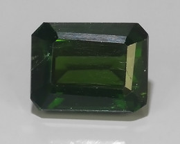 2.80 CTS BEAUTYFUL NATURAL GREEN APATITE OCTAGON DAZZLING!!