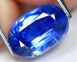 Kyanite 3.43Ct Oval Cut Natural Himalayan Blue Kyanite B2501