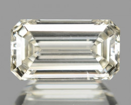 0.31 Cts Untreated Fancy Yellowish White Color Natural Loose Diamond
