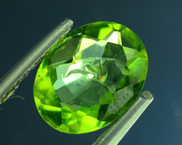 1.50 Ct Natural Green Peridot
