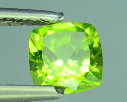 0.70 Ct Natural Green Peridot