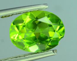 1.90 Ct Natural Green Peridot