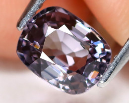 Spinel 1.47Ct Octagon Cut Natural Burmese Purple Spinel AB6544