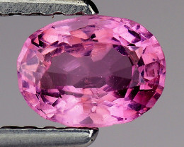 0.55 Ct Hot Pink Spinel Burma Top Luster Top Quality Gemstone SP14