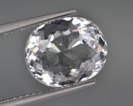 Natural Morganite 3.21 Cts, Top Quality.