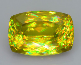Rare AAA Fire 3.88 ct Sphene Sku-63