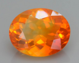 Rare 2.92 ct Mexican Fire Opal SKU.10