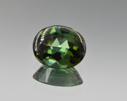 Natural Green Tourmaline 3.15 Cts Good Quality Gemstone