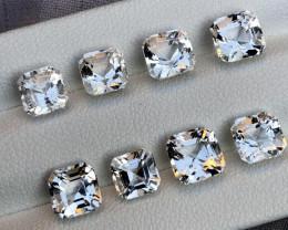 12.20 CT Beautiful Cut Topaz Gemstone ~ Skardu