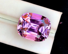 41.50 Carats Natural Pink Fancy Kunzite Gemstone