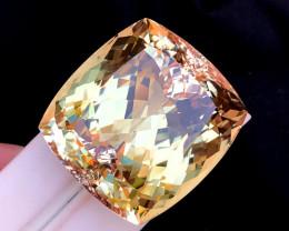 289.50 Carats Natural Peach Color Kunzite Gemstone