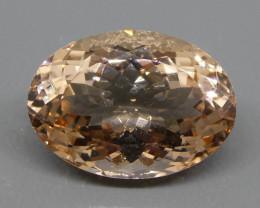 5.69ct Oval Morganite
