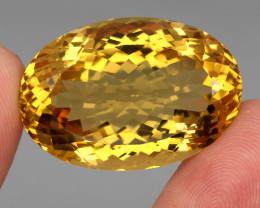 67.23 ct. Top Quality Natural Golden Yellow Citrine Brazil Unheated