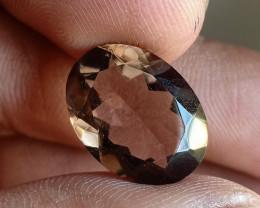 Natural Smoky Quartz A+++ Quality Gemstone VA2152