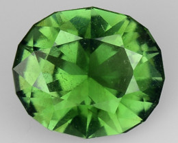 AFHANISTAN TOURMALINE BLUE GREEN COLOR AT7