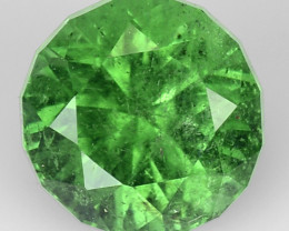 0.94 CT AFHANISTAN TOURMALINE BLUE GREEN COLOR AT10