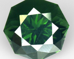 AFHANISTAN TOURMALINE BLUE GREEN COLOR AT19