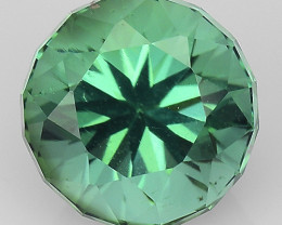 AFGHANISTAN TOURMALINE BLUE GREEN COLOR AT23