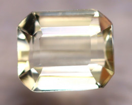 Heliodor 3.40Ct Natural Yellow Beryl D2015/A56