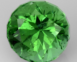 0.67 CT AFHANISTAN TOURMALINE BLUE GREEN COLOR AT33