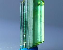 2.80 CT Natural - Unheated Green Tourmaline Crystal Rough