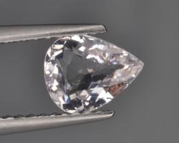 Natural Morganite 0.68 Cts, Top Quality.