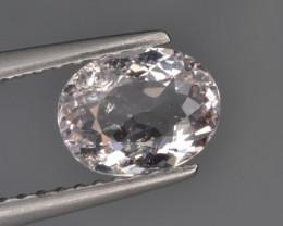 Natural Morganite 0.82 Cts, Top Quality.