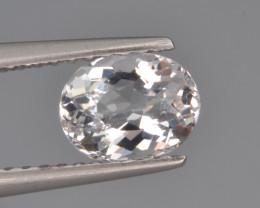 Natural Morganite 0.87 Cts, Top Quality.