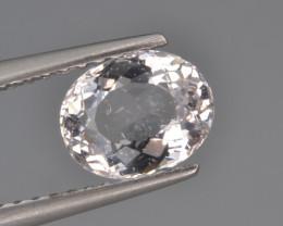 Natural Morganite 1.02 Cts, Top Quality.