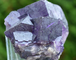 Fluorite - 635 grammes - Cave-In-Rock Mine, Hardin Co., Illinois, USA