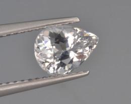 Natural Morganite 1.09 Cts, Top Quality.