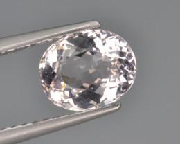 Natural Morganite 1.33 Cts, Top Quality.