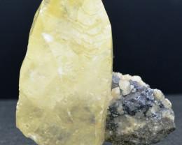 Calcite Galène - 89 grammes - Joplin Field, Tri-State District, Missouri, U