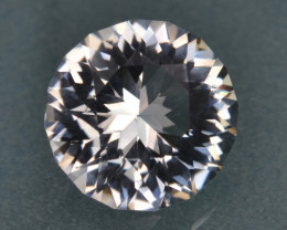 Natural Topaz 5.84 Cts. Top Quality with Precision cut.