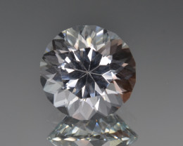 Natural Topaz 6.28 Cts. Top Quality with Precision cut.