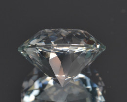 Natural Topaz  7.07 Cts Top Quality with Precision cut.