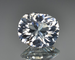 Natural Topaz 7.24 Cts Top Quality with Precision cut.
