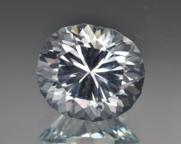 Natural Topaz 11.40 Cts Top Quality with Precision cut.