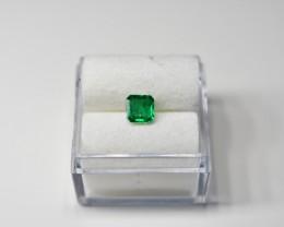 0.48 Carats Vivid Green AFGHAN (Panjshir) Emerald!