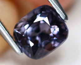 Spinel 1.26Ct Cushion Cut Natural Burmese Purple Spinel AB6742