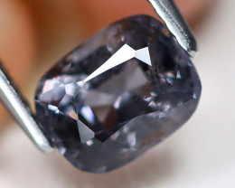 Spinel 1.50Ct Octagon Cut Natural Burmese Purple Spinel AB6746
