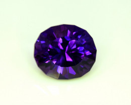 NR Auction , 9.65 Cts Natural Top Color & Cut Amethyst Gemstones