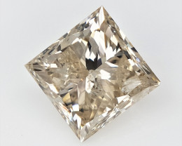 1.01 cts , Loose Champagne Diamond , Colored Diamond