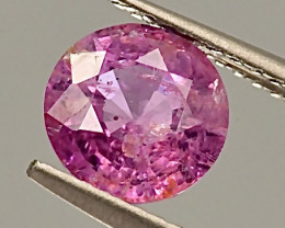 1.76 ct  Pink Spinel With Fine Cutting Gemstones