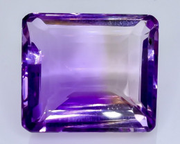 18.78 Crt Natural Amethyst Faceted Gemstone.( AB 57)