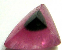 RUBELITE 'EYE; PRYAMID SHAPE-GEM 1.80 CTS [S4566]